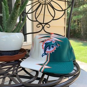 Classic Vintage Miami Dolphins SnapBack